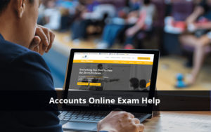 Finance Online Exam Help